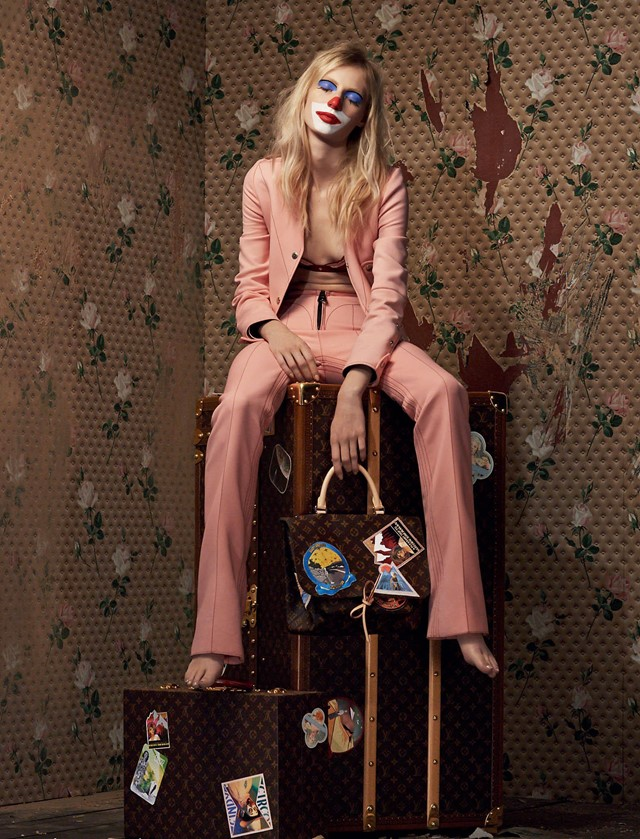 louis vuitton iconoclast cindy sherman campaign