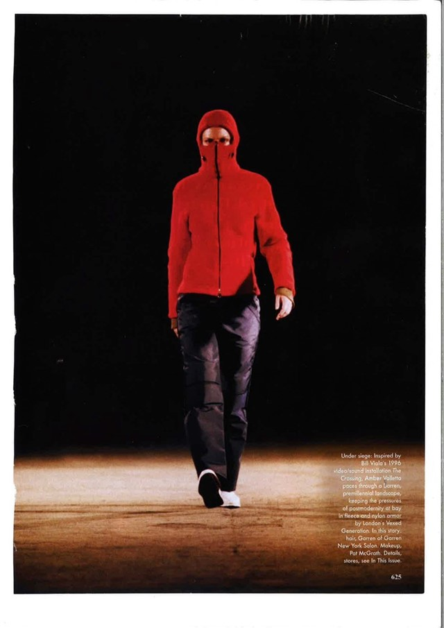 Vexed Generation Red Fleece Ninja