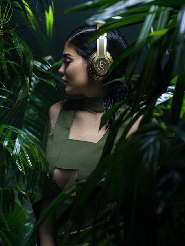 balmain beats by dre kylie jenner headphones collab jungle