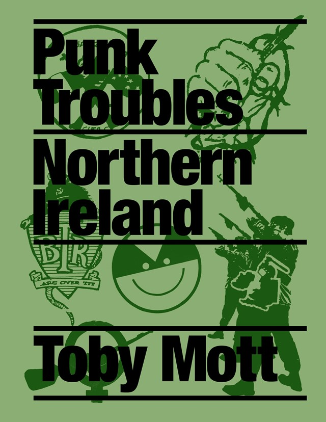 Punk Troubles Cover poster