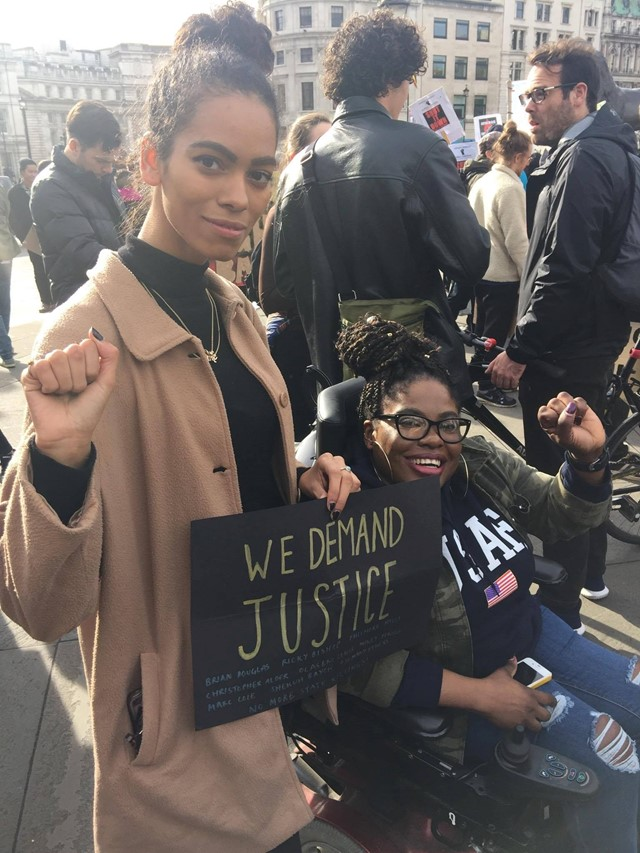 Black Lives Matter UK