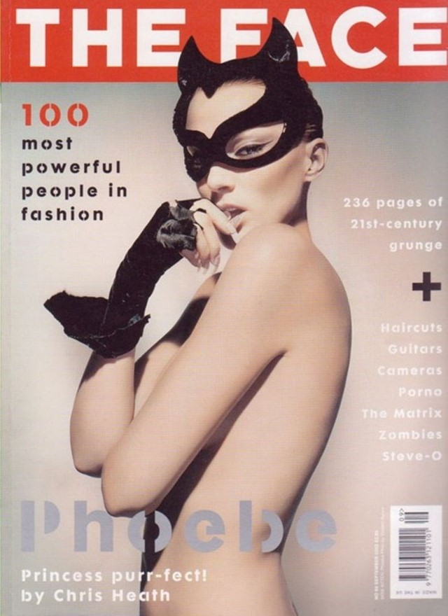 the face magazine 90s fashion paul gorman