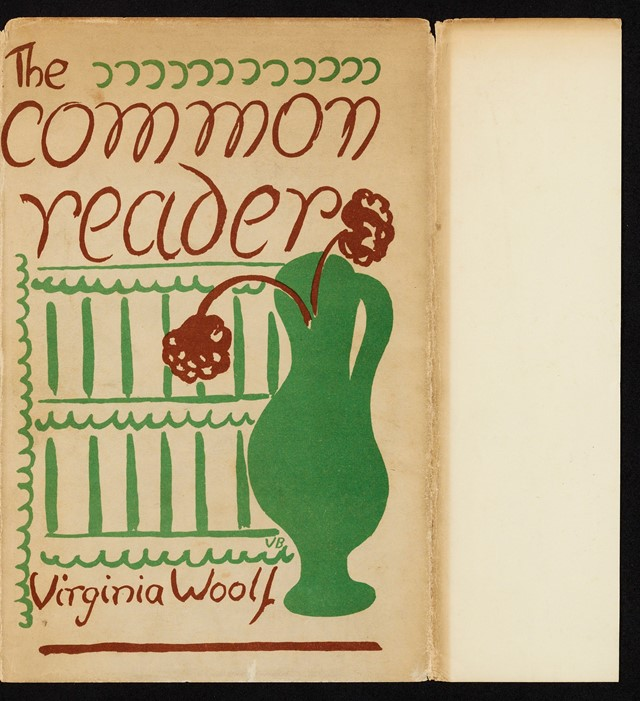 Virginia Woolf, The Common Reader