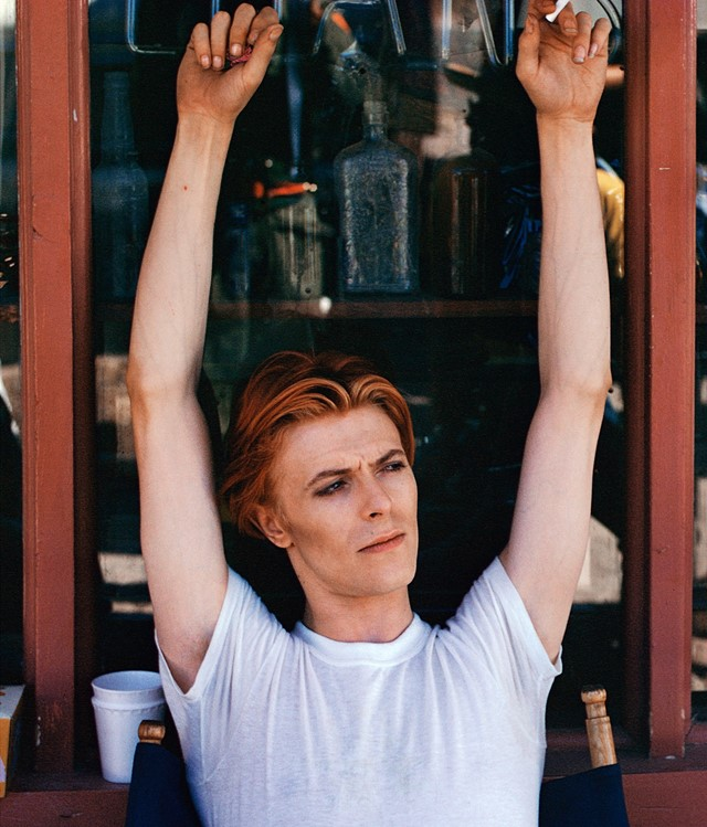David Bowie, The Geoff MacCormack Collection