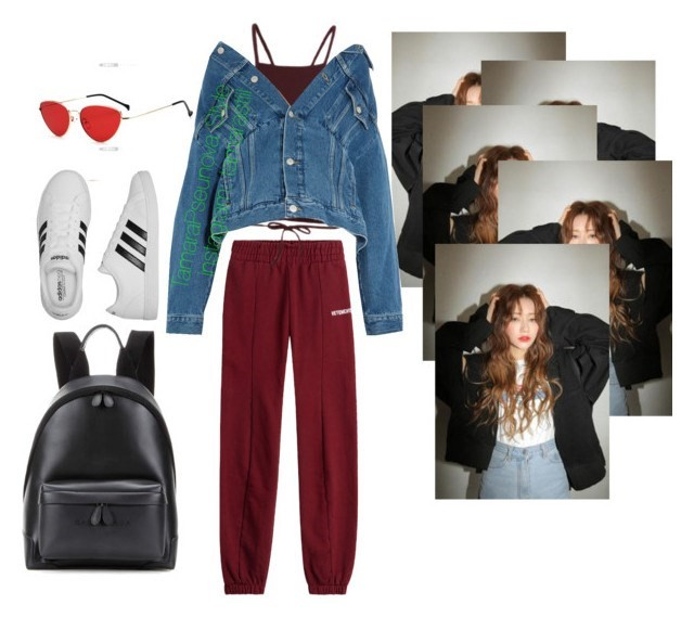 polyvore board vetements ssense takeover