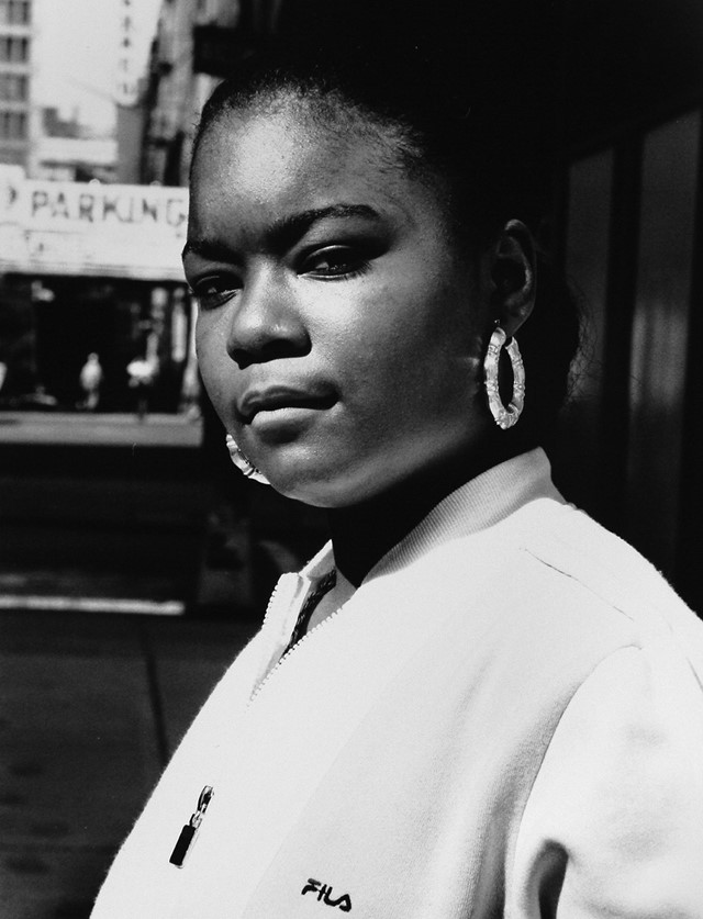 Roxanne Shante - Courtesy of Janette Beckman