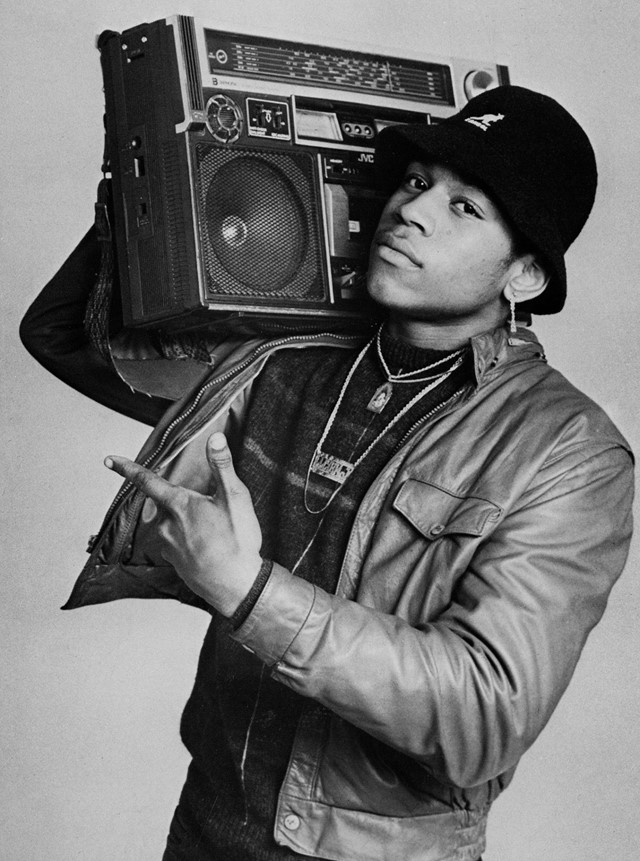 LL Cool J - Courtesy of Janette Beckman