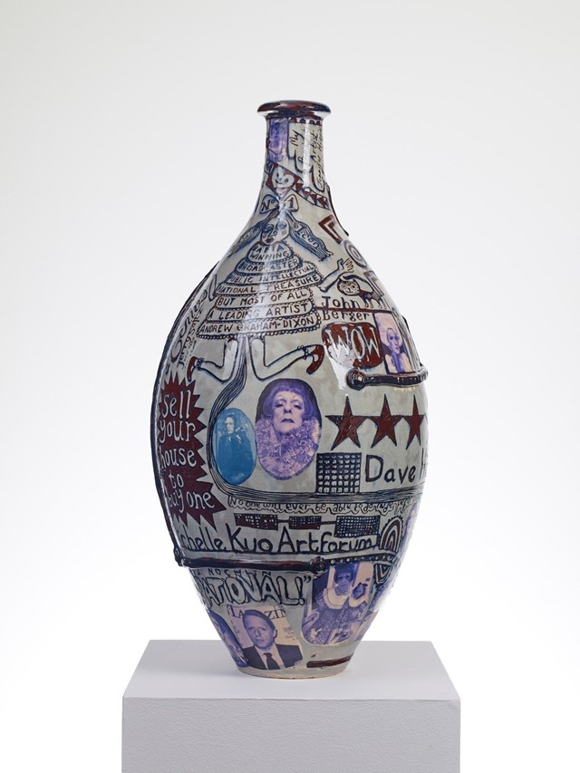 """Puff Piece"", 2016 Grayson Perry"