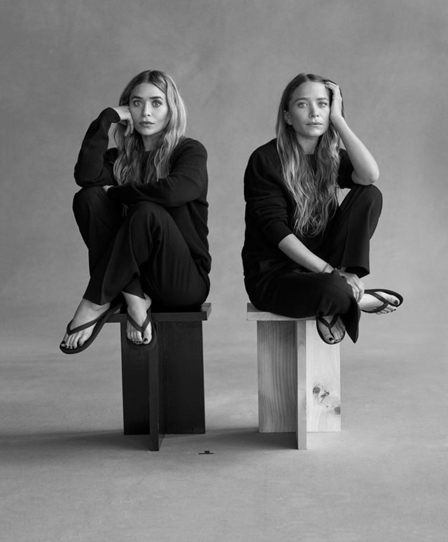 Mary-Kate and Ashley Olsen The Row Wall Street Journal