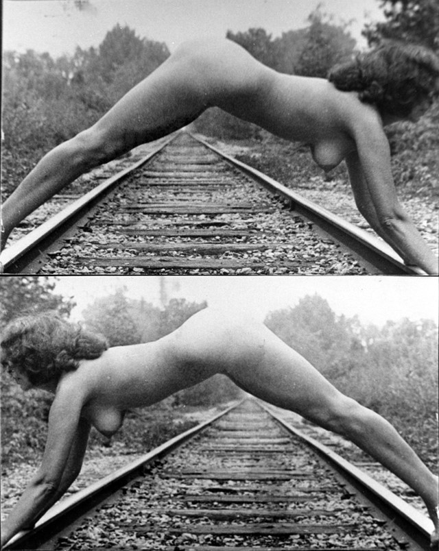 Laid Bare in the Landscape - Carolee Schneeman