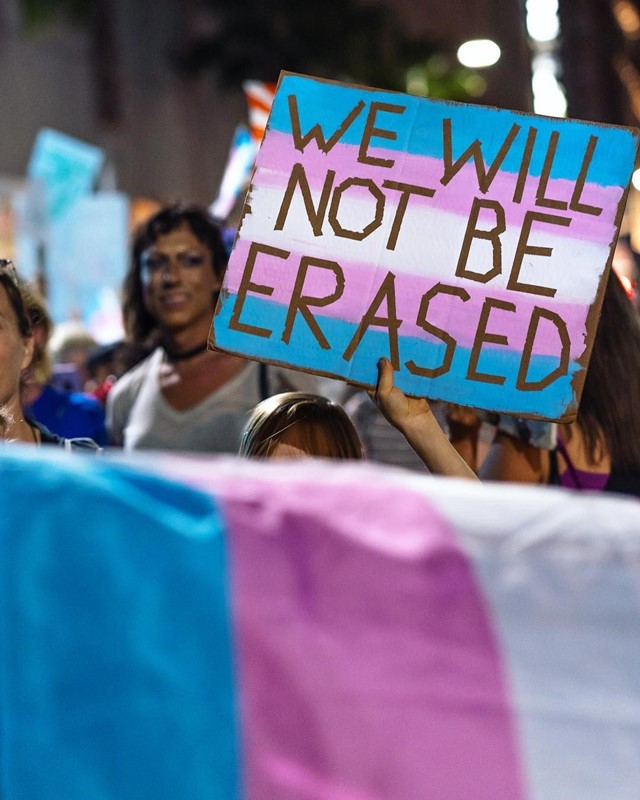 Why being transgender is not the same as appropriating an ethnicity