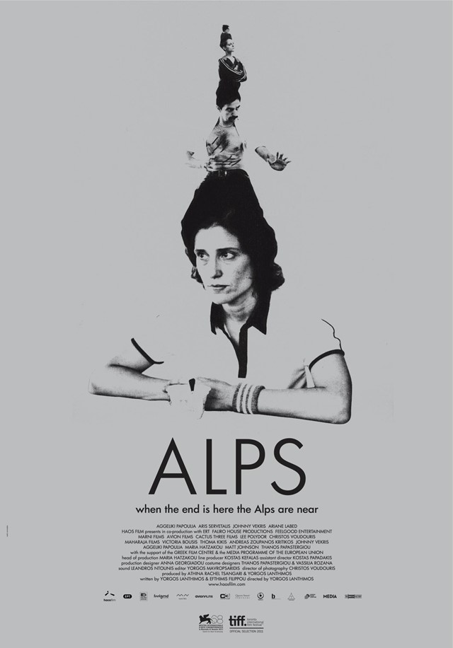 Alps (2011) – official poster