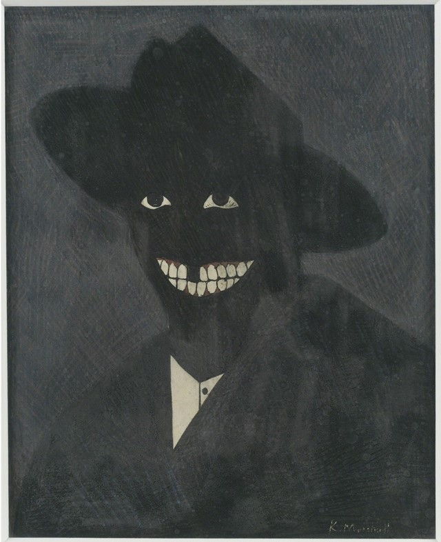 "Kerry James Marshall: ""A Portrait of the Artist as a Shadow"