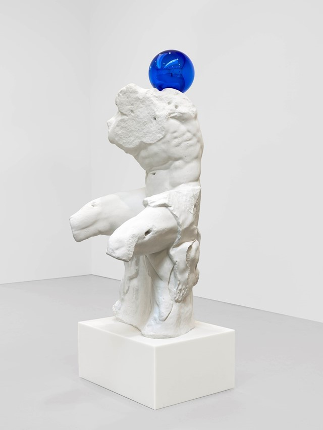 Jeff Koons at the Ashmolean