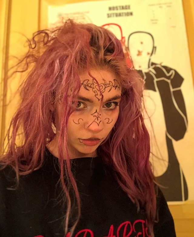 Grimes announces new album Miss_Anthropocene