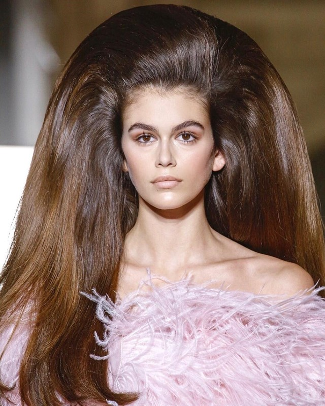 How Guido Palau shaped a history of runway hairstyles | Dazed Beauty