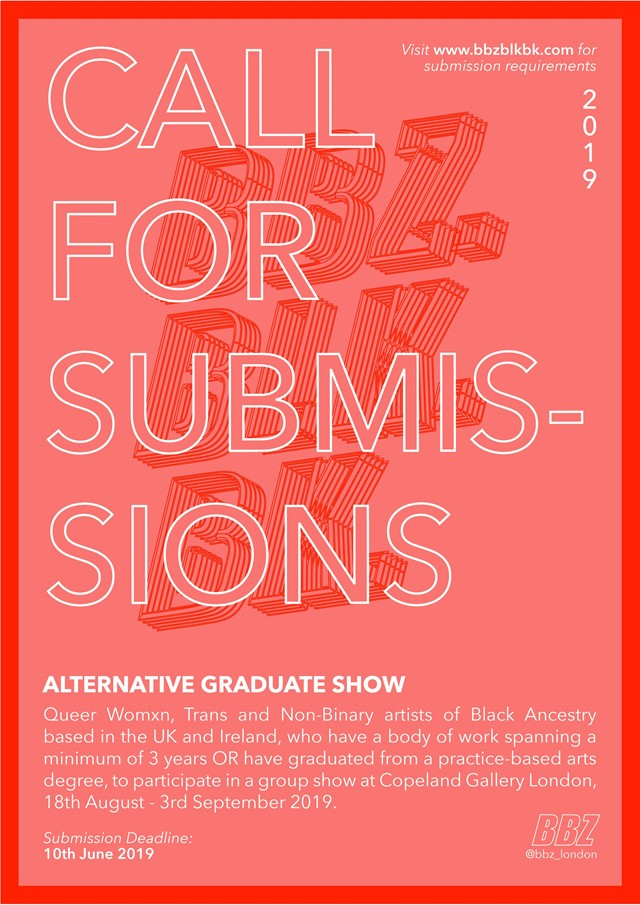 BBZ Alternative Graduate Show 2019