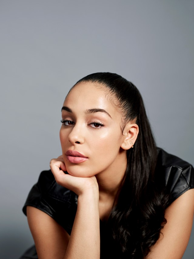 Jorja Smith Dior Makeup Ambassador