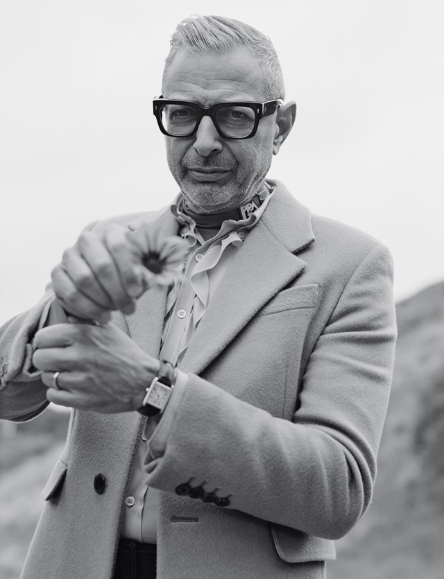 Jeff Goldblum – spring/summer 2019