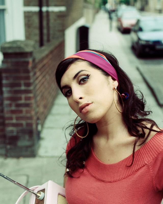 Phil Knott's Amy Winehouse, Didn't Know You Cared
