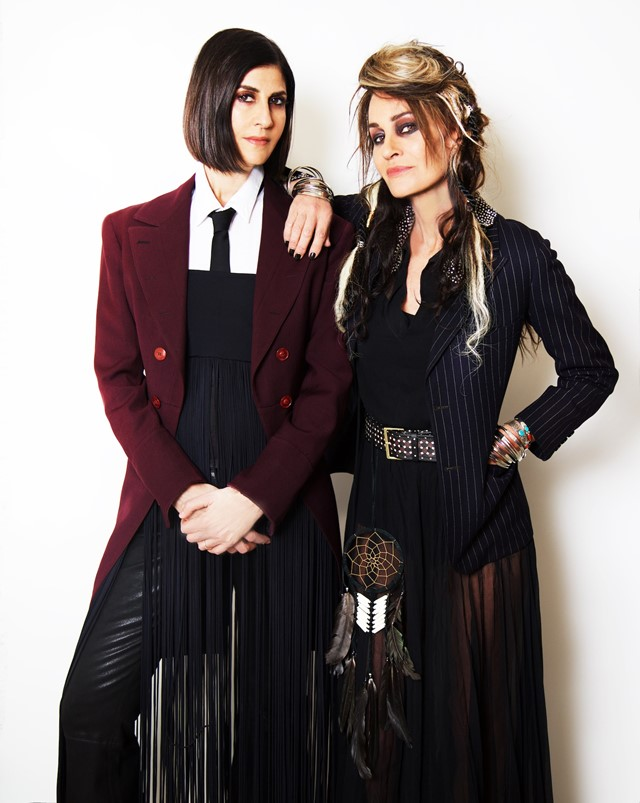 How iconic goth-pop duo Shakespears Sister put a 26-year