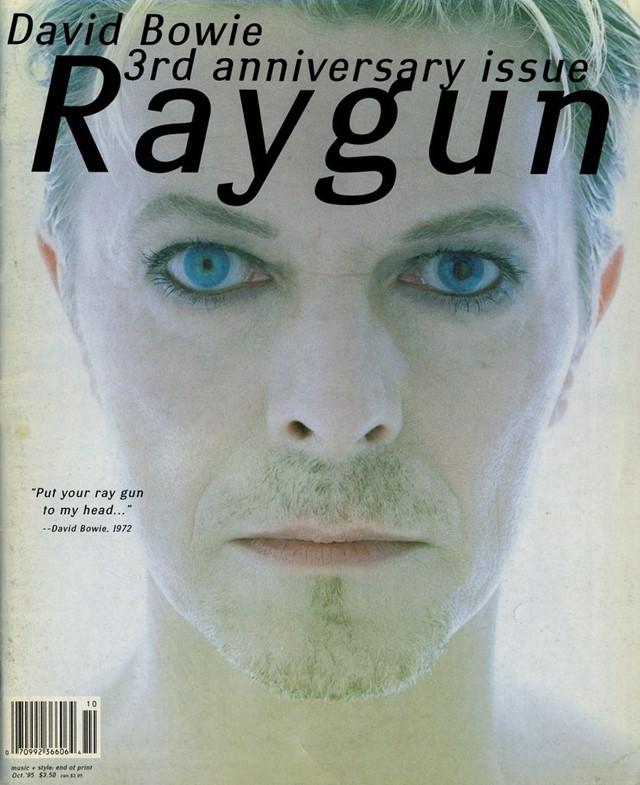 Ray Gun Bible of Music and Style David Bowie