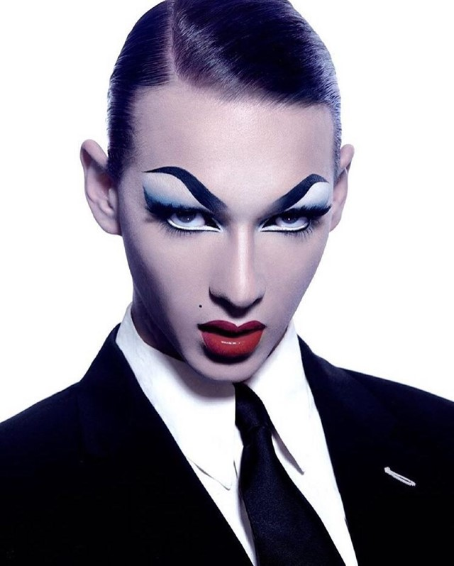 """Happy Birthday Violet Chachki, the """"one-of-a-kind collectable"""""""