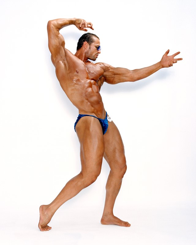 Jonnie chambers bodybuilders archive photography