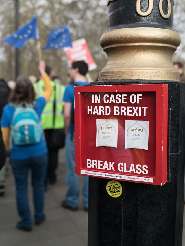 What a No Deal Brexit could mean for Britain