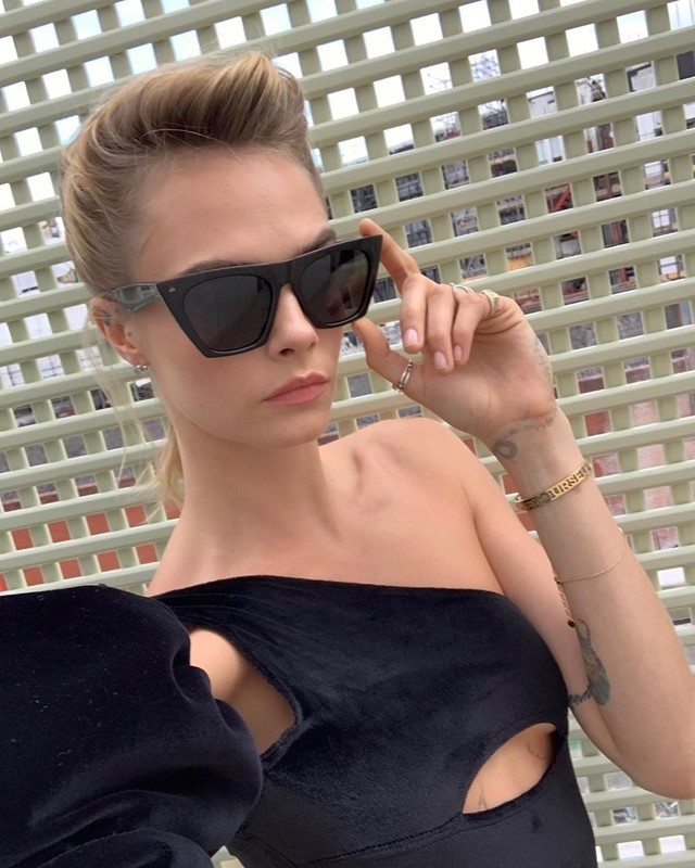 Harvey Weinstein told Cara Delevingne to hide her sexuality to succeed