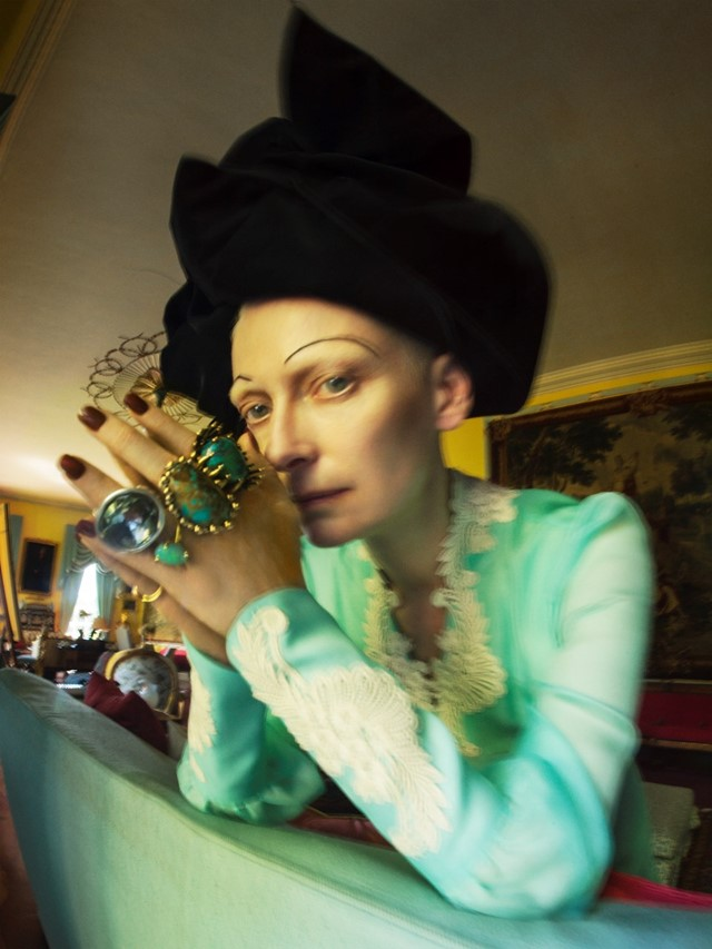 The exhibition taking you inside Tim Walker's weird and wonderful world