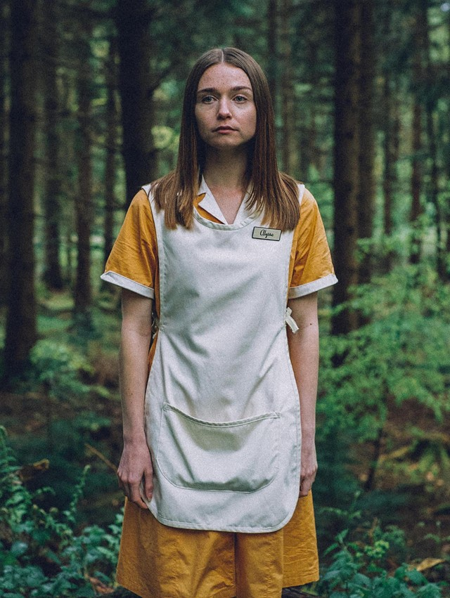 The End of the F***ing World season two, Jessica Barden