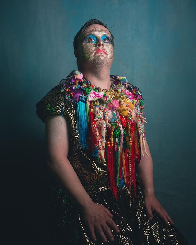 drag syndrome down's drag queen king performers