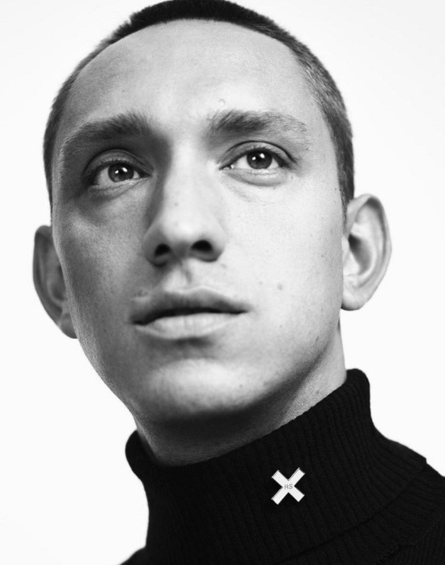 Raf Simons The xx collaboration