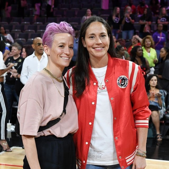 soccer-player-megan-rapinoe-and-sue-bird-of-the-se