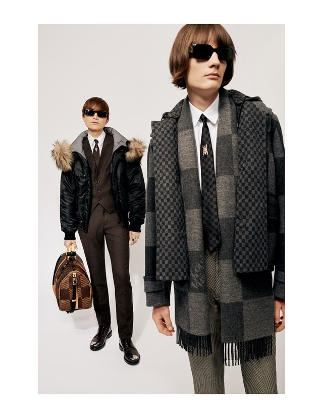 LV² Men's Capsule Collection 16