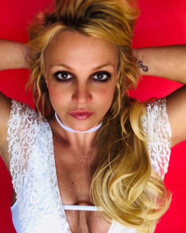 Britney Spears Calls for Wealth Redistribution & Strikes in Instagram Post