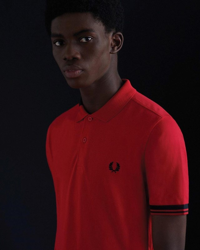 fred perry instagram campaign