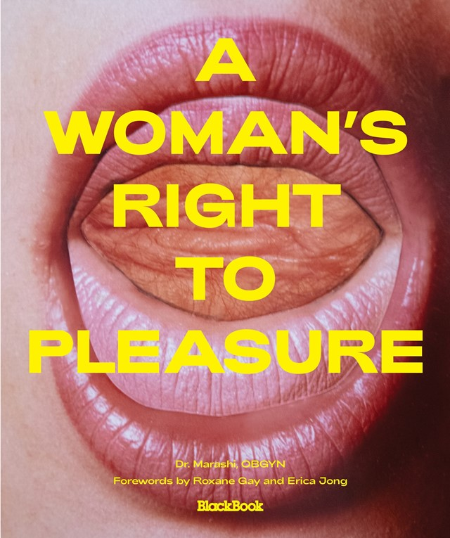 A Womans Right To Pleasure_Front Cover