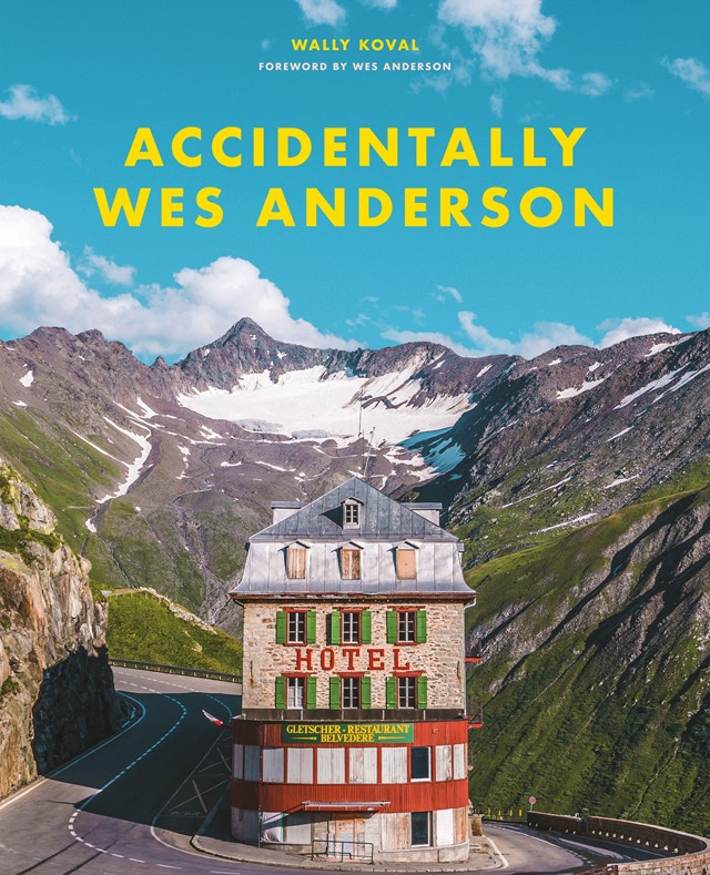 Accidentally Wes Anderson photobook