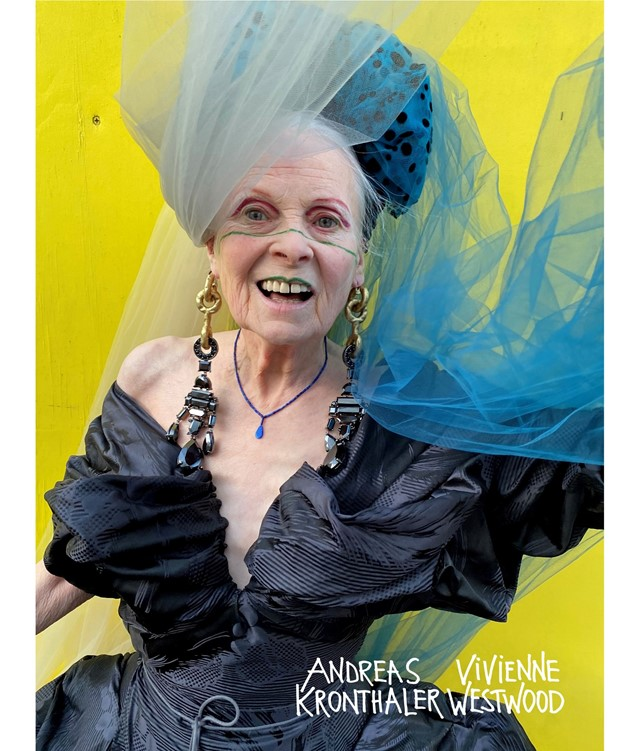 Vivienne Westwood features in DIY campaign