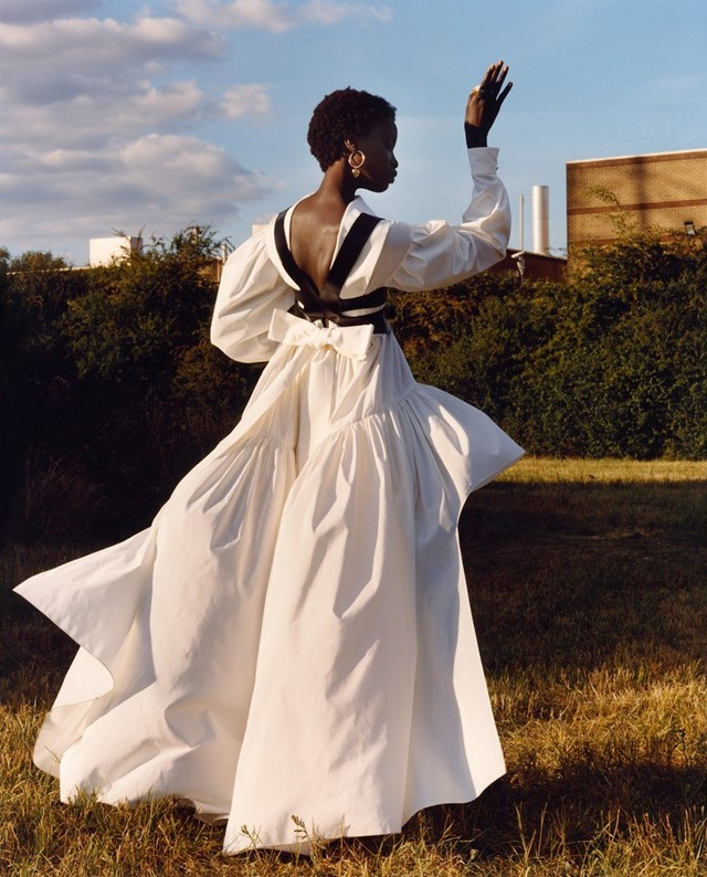 Dazed 100 icons front Alexander McQueen's new campaign