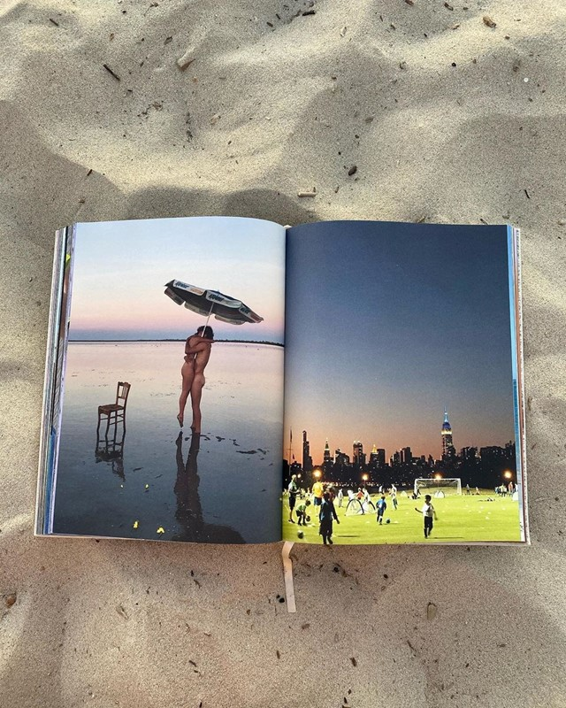 Jacquemus dropped an extremely chic new book
