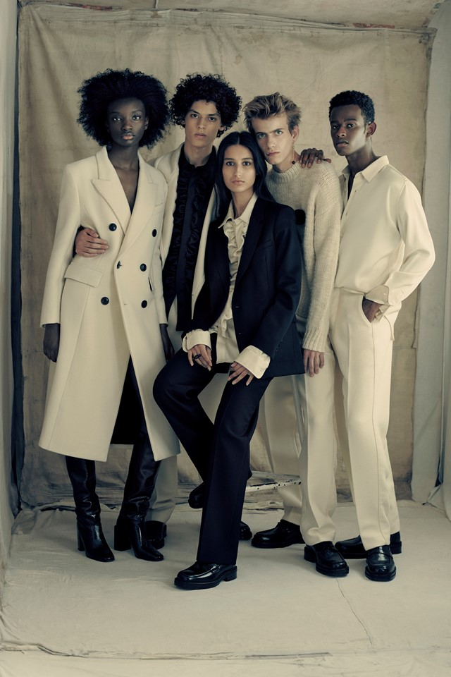 AMI tapped Paolo Roversi for its latest campaign