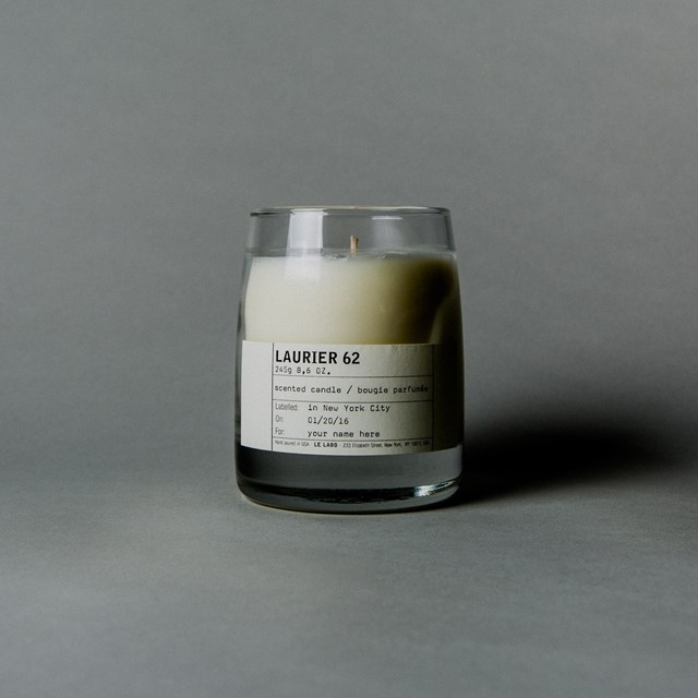 THE EXPERIMENTER CANDLE SELECTION