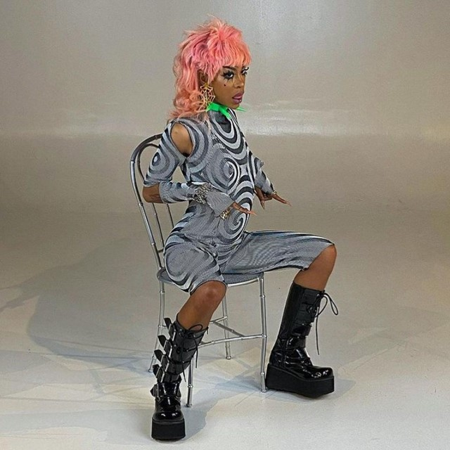 Rico Nasty in Paolina Russo