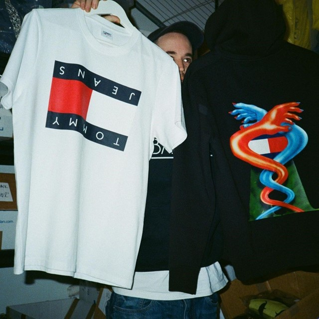 Tommy Hilfiger joins forces with Sports Banger