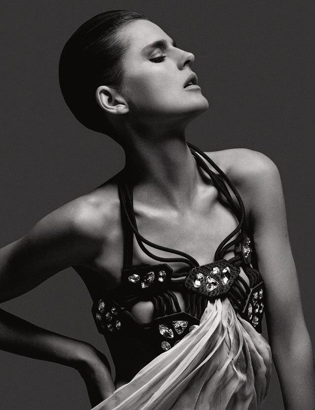 Stella Tennant for AnOther Magazine A/W09