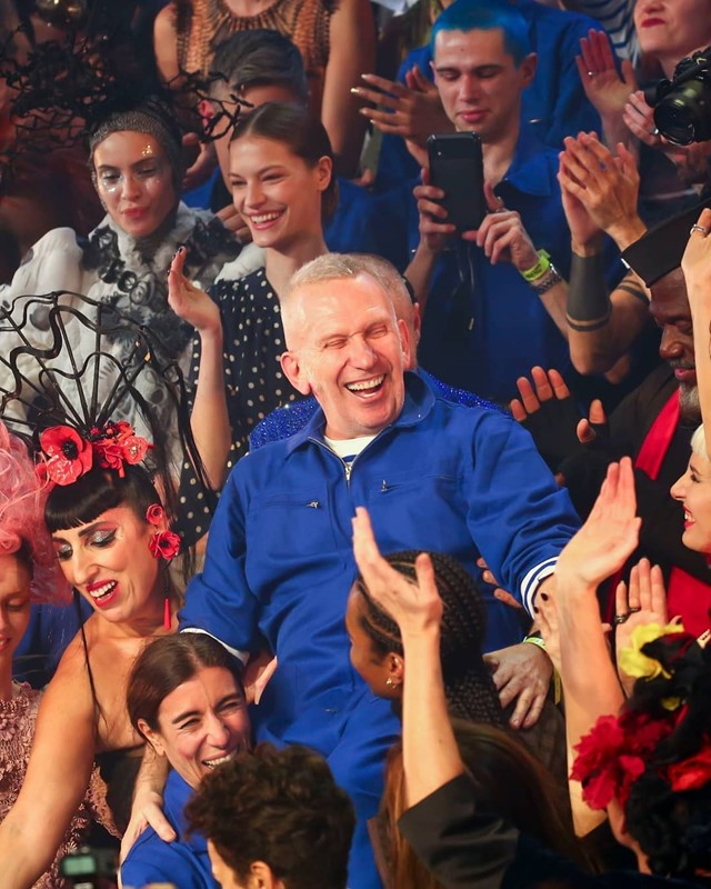 Jean Paul Gaultier's show is postponed