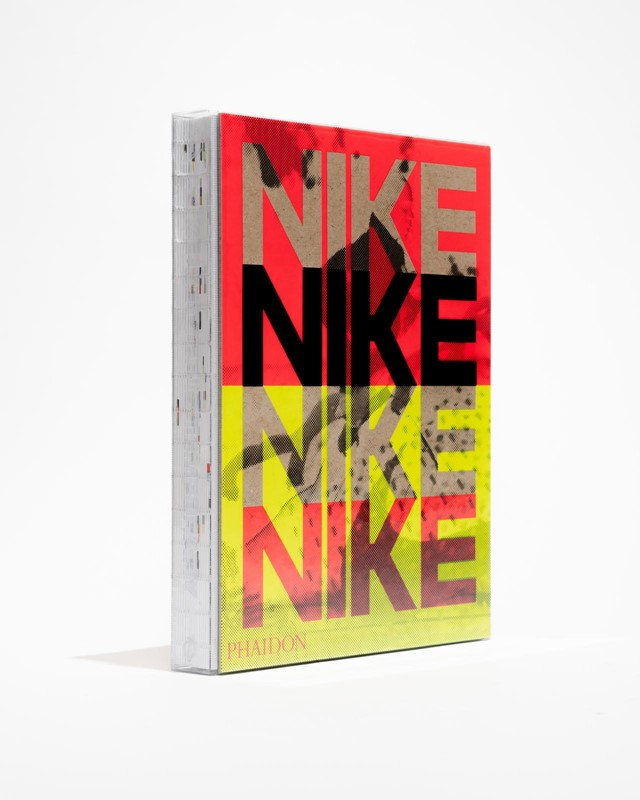 Nike launches interactive book with Phaidon